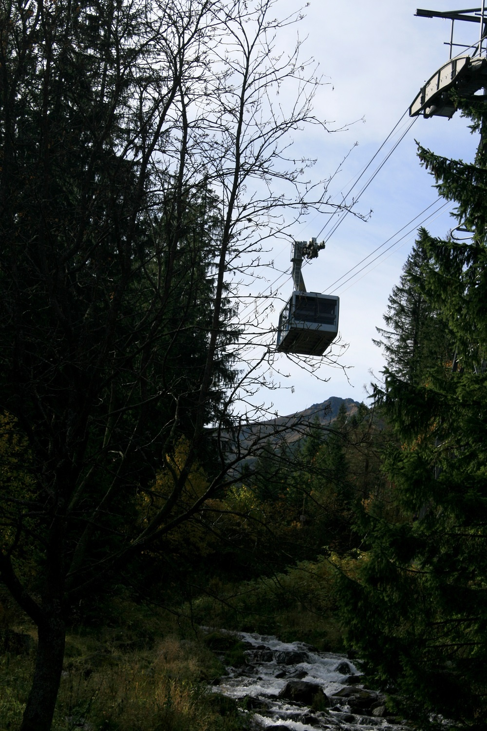 cable car to kasprowy wierch