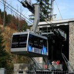 History walk in Zakopane: ski jump and cable car to Kasprowy Wierch