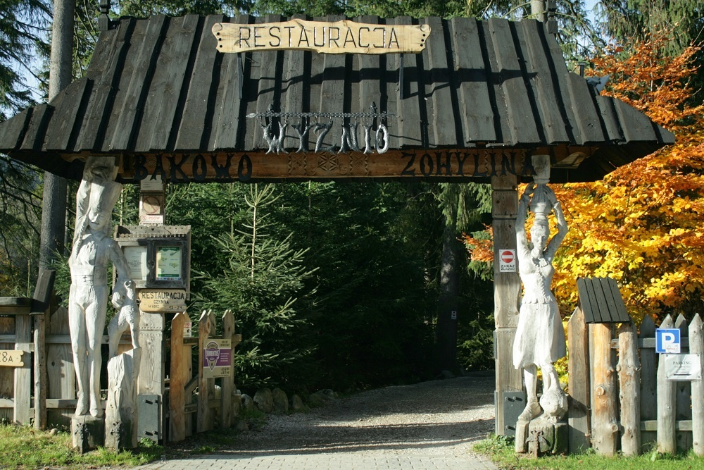 local restaurant zakopane