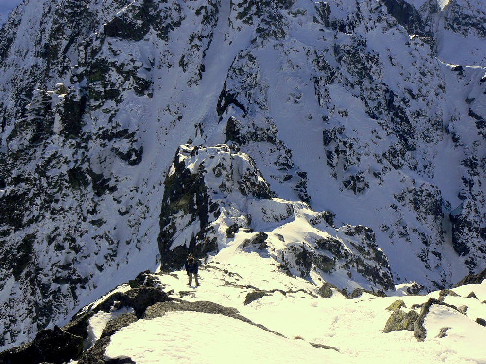 winter hiking tatras